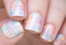 Nail art to try / Nail art designs I would love to try someday