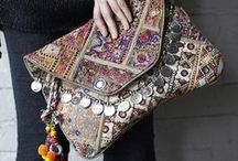 Bags and clutches / by Maggie