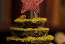 Weihnachten / Christmas / Chocolats, cakes and gifts - mainly from our own manufacture