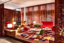 Hotel Interiors & Architecture