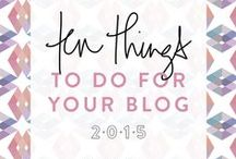 Blogging tips / Tips for beginners (and not only...) bloggers!