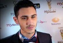 """Entrevista en Noche de Nominados de los TvyNovelas 2014 / 05/03/14 """"Estoy muy contento, la verdad que fue un trabajo en el cuál me esforcé mucho, como siempre ha sido, éste en especial requería todo mi esfuerzo, fue un antagónico, el cuál nunca había hecho, entonces estoy muy contento por el resultado y por estar nominado""""   ( Video-Entrevista: http://goo.gl/5nV40o ) / by Alejandro Speitzer"""