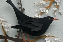 Craft ✄ Paper / .....Oh the things you can do with papers..... / by rebecca mock