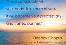 S P~ Deepak Chopra
