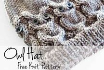 Free Knitting Patterns / This board is to pin all your favorite FREE Knitting Patterns. To join just follow me on Pinterest and send me a message {including your pinterest user name & which board you'd like to join} at jennifer{at}bromefields.com ;) Rules: G rated images only.  / by Brome Fields