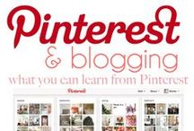 Socia Media - Pinterest / Some useful tips and tricks about Pinterest!