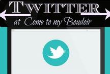 Social Media -Twitter / How to get the most from your Twitter account for your blog!