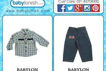 Baby clothes for boys / Baby boy clothes