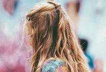 ↠ HAIR ↞ / Frisuren, messy hair, dreads, dreadlocks, hair styles