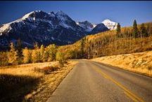 Roads / Beautiful and forlorn paths, trails, highways, and byways. / by Eddie Eclectic