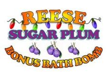 Reese Bath Bombs / Experience a relaxing bath while our Bonus Bath Bombs fizz, soften your skin and put off a delightful fragrance.
