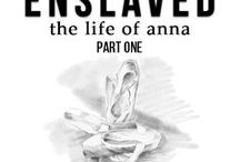 LoA1 Enslaved / The beginning of a dark, twisted, depraved story of hope and love.  myBook.to/LoAEnslaved