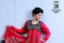 Formal/Party Wear / #Pakistanifashion #Pakistanicouture #Formalwear #Partywear #SHAHMIR