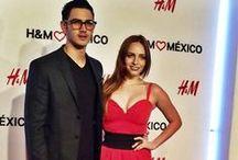 Red Carpet Inauguracion HM Toreo / by Alejandro Speitzer
