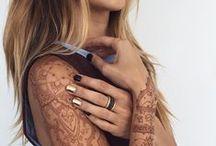 ↠ HENNA & TATTOOS ↞ / Tattoos, Henna, DIY Henna, Henna selber machen, Henna Designs, Tattoo Designs
