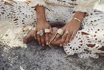 ↠ BOHO BLING ↞ / Bohemian Jewelry I would loooove to wear!