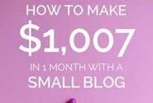 ∆ Inspiring Income Reports ∆ / I love to read Income Reports of all the bloggers out there. It's so inspiring and motivating to see what you can accomplished if you stay consistent and try to produce the best possible content. :)