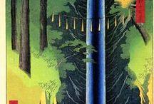 Ukiyo-e and Vintage Japanese Art / Ukiyo-e, woodblock and other Japanese art from 19th - 20th Century.