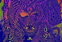 Gorgona, MEDUZA, autorská grafika, upraveno / Gorgona, Meduza Perokresba r.1996 Autor: Johana Hájková https://www.facebook.com/Johana-H%C3%A1jkov%C3%A1-1556806827910609/?fref=ts