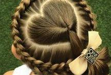 Peinados / Con trenzas