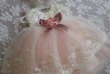 Niñas y vestidos / Vestidos bonitos