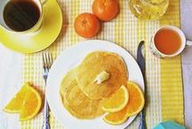 Breakfast / Yummy ideas for breakfast and brunch, as well as all things coffee!!