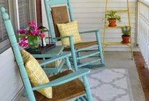 Outdoor Living / Everything outdoors!  Entertaining, urban gardening, and backyard fun!