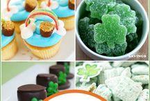 Skt. Patricks day ideas