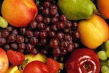 Fondos frutales / Frutas