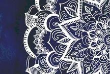 Arte fractal / Mándala