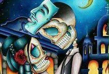 Catrinas / Día de muertos