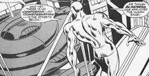 Comic Book Art: Bronze Age / ~ 1970 - 1985 Comics Inspiration