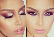 Makeup junkie / by billie st.