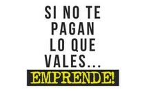 Emprender / #emprendimiento #emprender #emprendedores #negocios #business / by Noemí Benaches