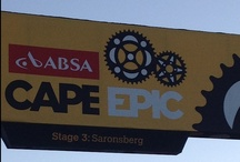 Proud host of the Absa Cape Epic 2013
