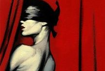 Fernando Vicente ♦ Illustrations & Paintings