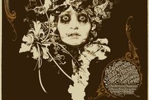 Aaron Horkey ♦ Posters & Covers