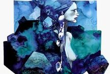 Sergio Toppi ♦ Illustrations