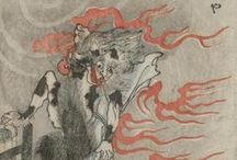 Japanese Mythology & Fairytales / *Under construction* Japanese Ghost Stories and Tales of the Weird and the Strange