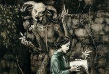 Santiago Caruso ♦ Illustrations & Covers