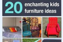Decor for Our Kids / Children's tastes change rapidly, so keep ahead of the curve with these decorating ideas!