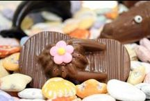 Chocolate Art / Creative Moulds & Designs made with Chocolate!