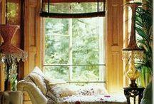 """Inesquecível lar / """"Onde amamos, é o nosso lar: lar que nossos pés podem deixar, mas não nossos corações"""" Oliver Wendell Holmes"""