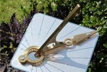 Sundials / Beautiful garden sundials new and old.