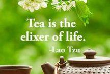 But first - tea!