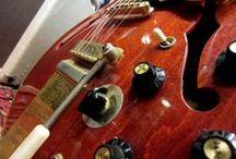 Gibson ES 355 - Anno 1966 - Cherry / Gibson ES 355 - Anno 1966 - Cherry