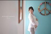 Maternity / #Maternitysessions  #naturallight #studio #melero rodriguez fotografía © 2014