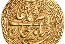 Islamic Coins / Highlights from the Islamic Collection. The Islamic collection at the American Numismatic Society contains over 70,000 coins and other objects. It includes all coins and paper money from North Africa and the Middle East, as far as Afghanistan and Central Asia, from the Islamic conquests of the seventh and eighth centuries to the present day.