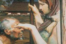 Jacek Malczewski ♦ Paintings