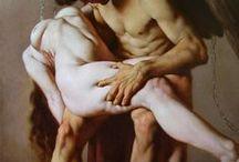 Roberto Ferri ♦ Paintings